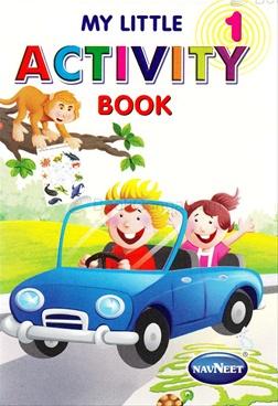 My Little Activity Book - 1
