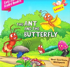 The Ant And The Butterfly - Level 4