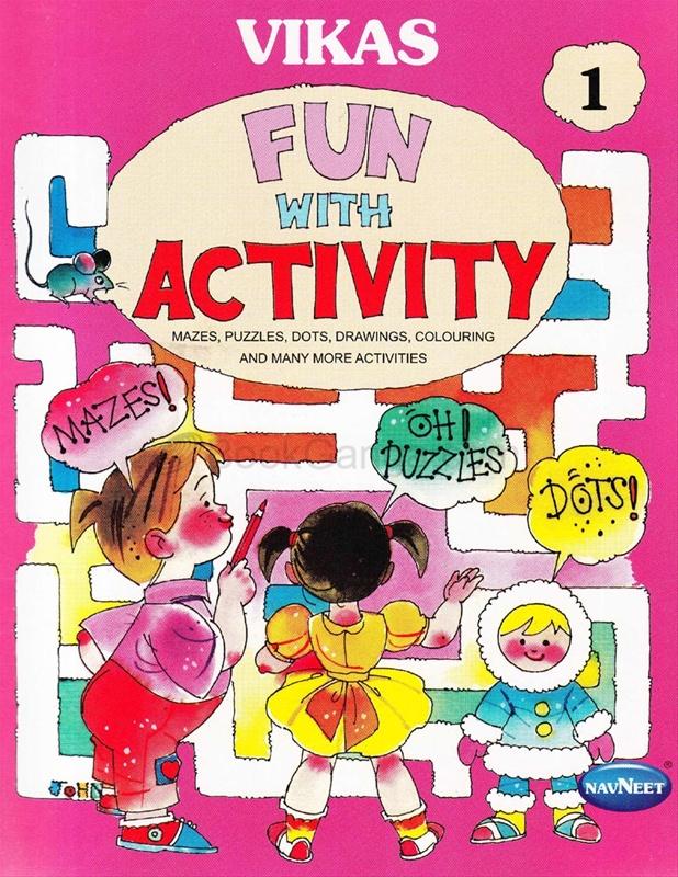 Vikas Fun With Activity Part - 1