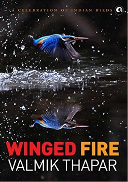 Winged Fire: A Celebration of Indian Birds, Part 3 of The Indian Wildlife Trilogy