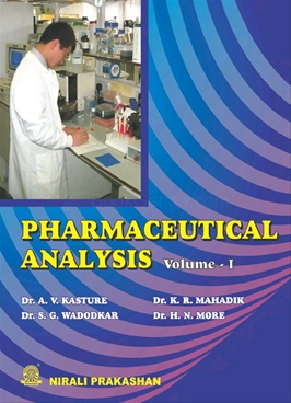 Pharmaceutical Analysis Vol- I
