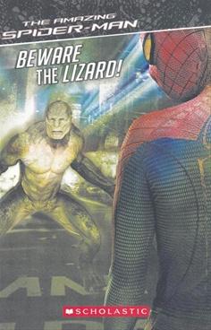 Marvel: The Amazing Spider-Man Beware The Lizard