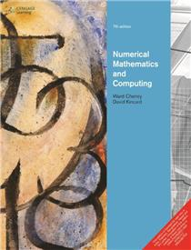 Numerical Mathematics & Computing : 7th Edition