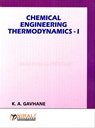 Chemical Engineering Thermodynamics - I