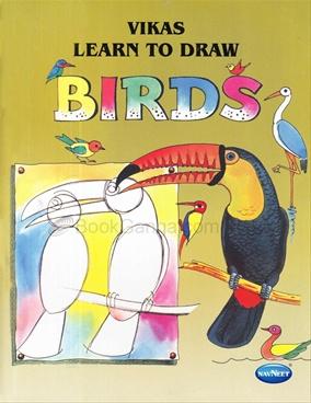 Vikas Learn To Draw Birds