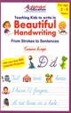 Teaching Kids To Write In Beautiful Handwriting - Curssive Script (Age 2 - 6)