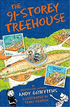 The 91-Storey Treehouse
