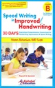 Speed Writing In Improved Handwriting - Marion Richardson (MR) Script