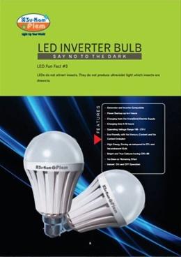 LED Inverter Bulb