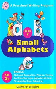 Small Alphabates - Book 7