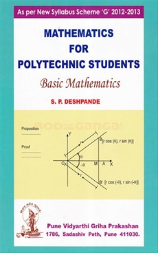 Mathematics For Polytechnic Students