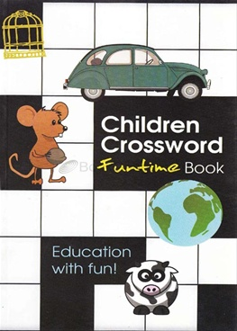 Children Crossword Funtime Book