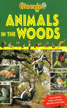 Animals in the Woods