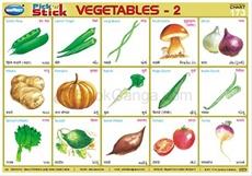Pick 'n' Stick Vegetables - 2
