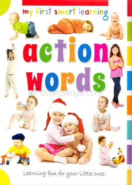 My First Smart Learning Action Words
