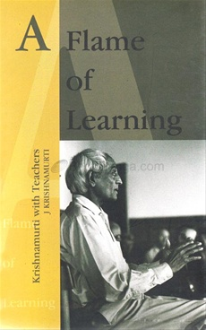 A FLAME OF LEARNING