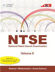 NTSE Volume II: Science, Mathematics and Social Science