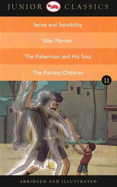 Sense and Sensibility, Silas Marner, The Fisherman and His Soul, The Railway Children