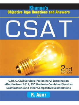 CSAT [Objective Type Ques. & Ans.] (2nd Ed.)