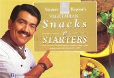 Snacks & Starters – Vegetarian