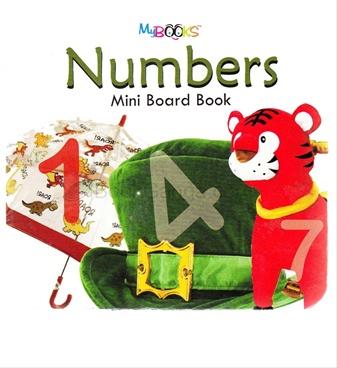 Numbers Mini Board Book