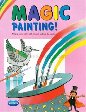 Magic Painting ! Pink