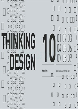 Thinking Design 10 ( New York)
