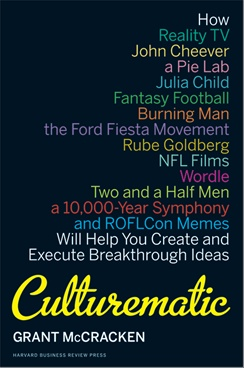 Culturematic: How to Make Culture for Fun and Profit