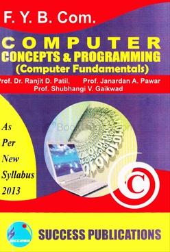Computer Concept & Programming