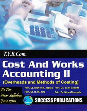 Cost And Works Accounting II