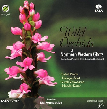 Wild Orchids Of Northern Western Ghats