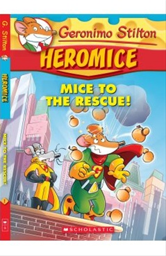 Heromice Mice To The Rescue