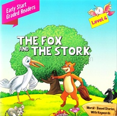 The Fox And The Stork - Level 4