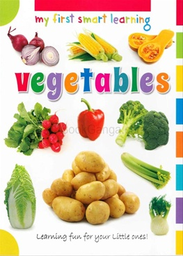My First Smart Learning Vegetables