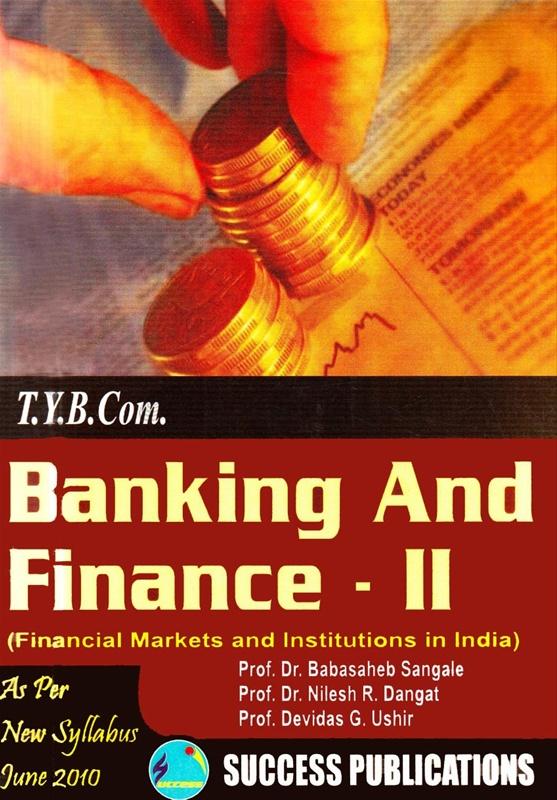 Banking and Finance - II