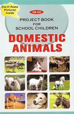 Project Book for School Children - Domestic Animals
