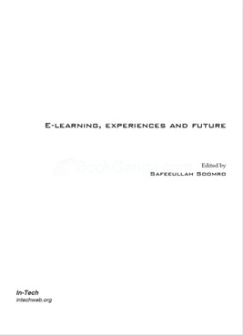E-learning, Experiences And Future