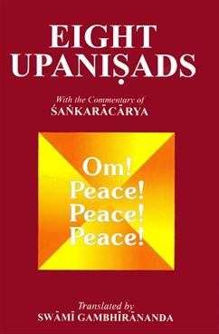 Eight Upanisads Vol. 1