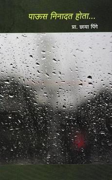 पाऊस निनादत होता