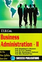 Business Administration - II