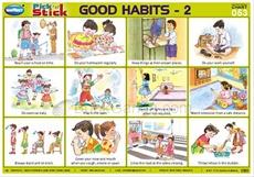 Pick 'n' Stick Good Habits - 2