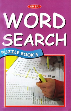 Word Search Puzzle Book 5