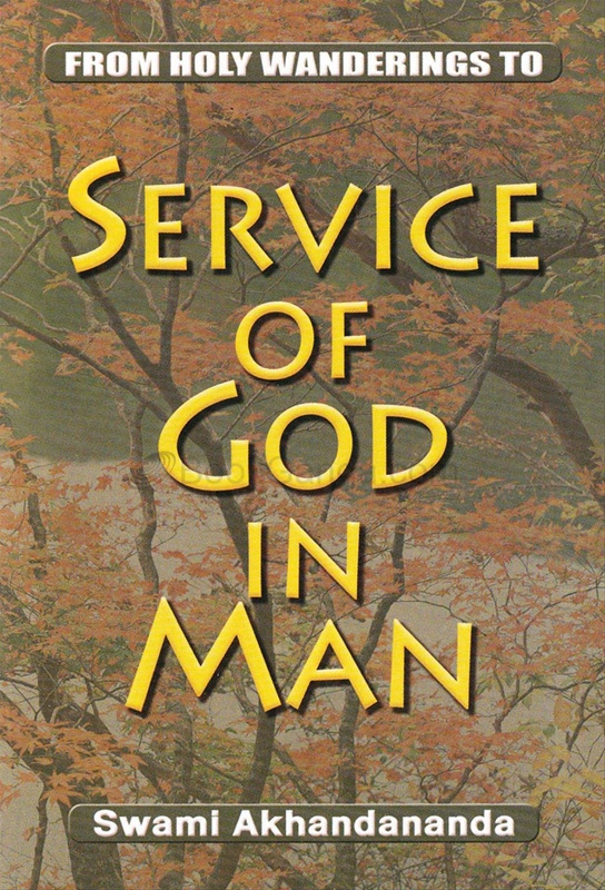 Service of God in Man