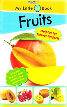 My Little GK Book : Fruits