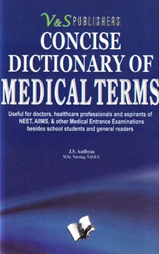 Concise Dictionary of Medical Terms