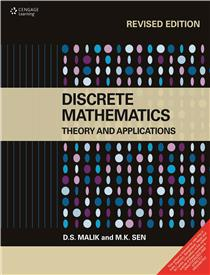 Discrete Mathematics : Theory And Applications With CD