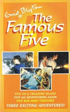 FAMOUS FIVE :02: FIVE GO ADVENTURING AGAIN