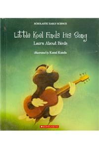 Little Koel Finds His Song