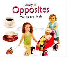 Opposites Mini Board Book