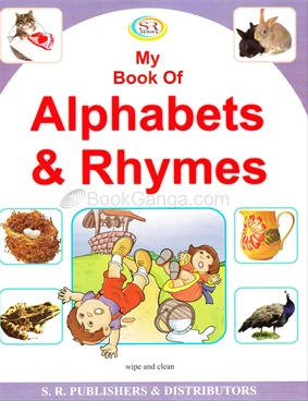 My Book Of Alphabets & Rhymes